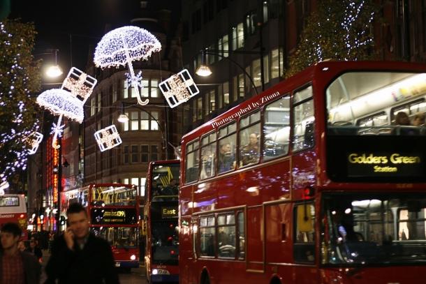 Londres - Melhores Destinos de Natal