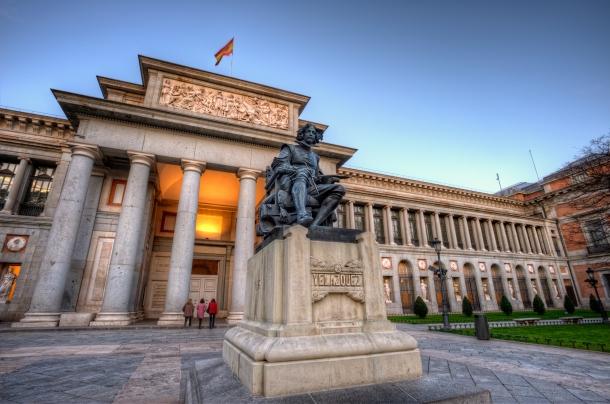 Museu do Prado - o que visitar em Madrid